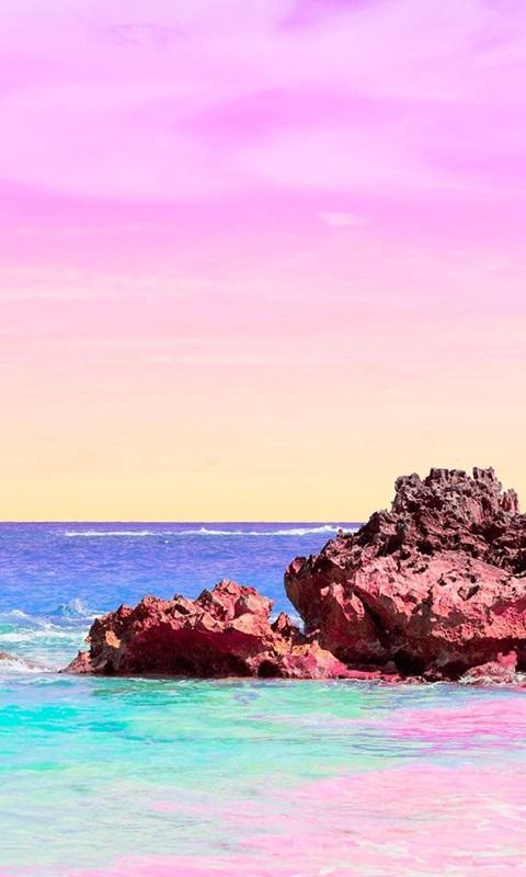 Pink Sky Wallpaper For Android Apk Download