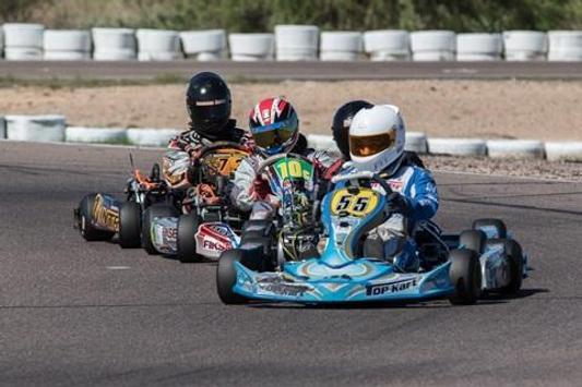 Kart Racing Wallpaper poster