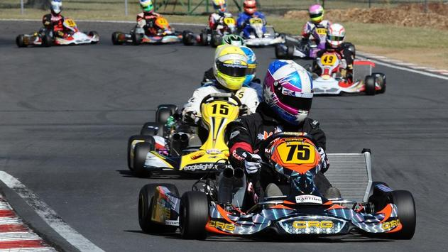 Kart Racing Wallpaper apk screenshot