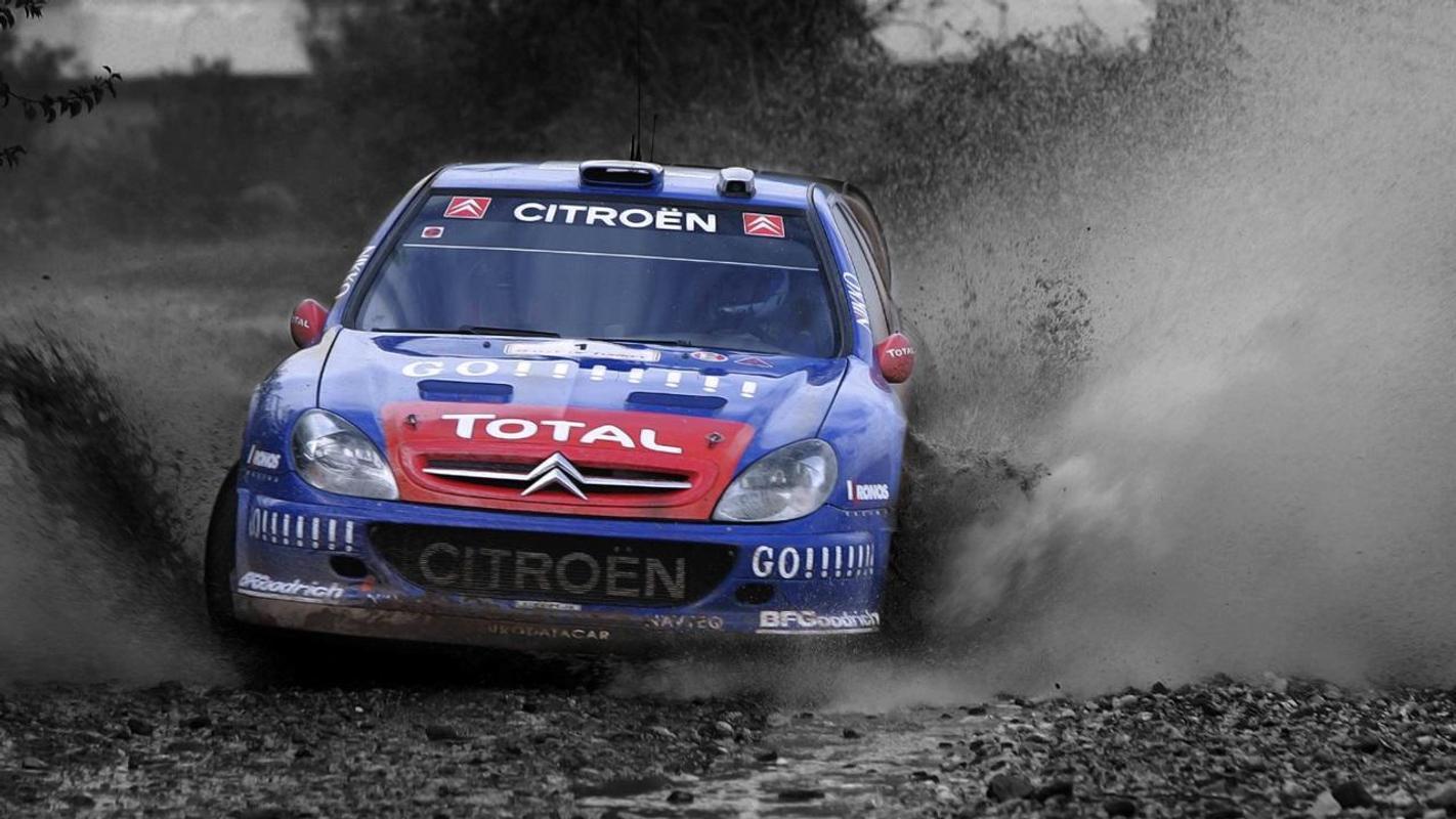 Wallpaper Android Motorsport: Rally Racing Car Wallpaper Para Android