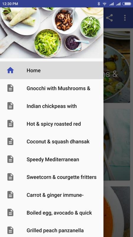 Best vegetarian food apk download free food drink app for best vegetarian food apk screenshot forumfinder Images