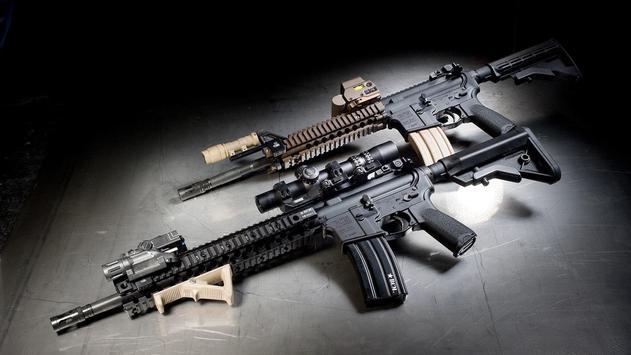 Best Guns Wallpaper Apk Screenshot