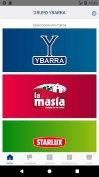 Catálogo Ybarra poster