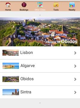 Porto Hotels apk screenshot