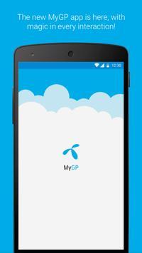 MyGP - grameenphone poster