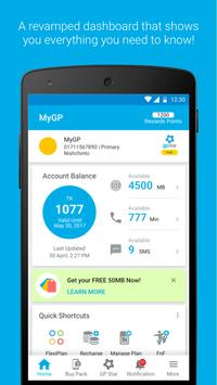 MyGP - grameenphone apk screenshot