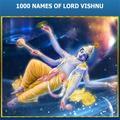 Lord Vishnu 1000 Names Meaning