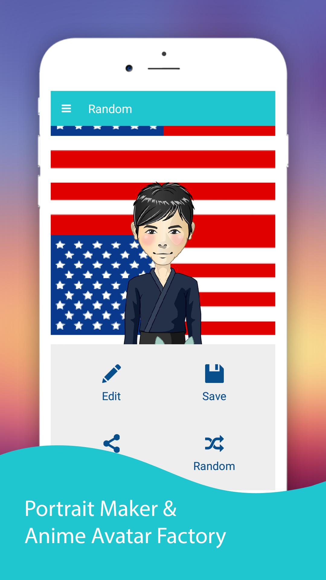 Portrait Maker & Anime Avatar Factory 2018 for Android - APK
