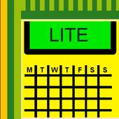 Symbol Calendar AAC Lite icon