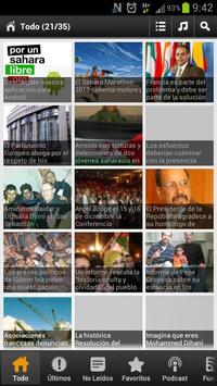 Por un Sahara Libre .org poster