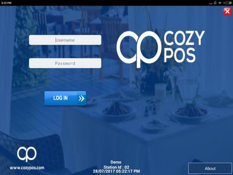 Cozy Order Taker screenshot 1