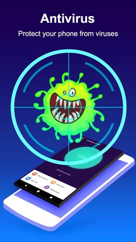 how to clean up virus on android phone