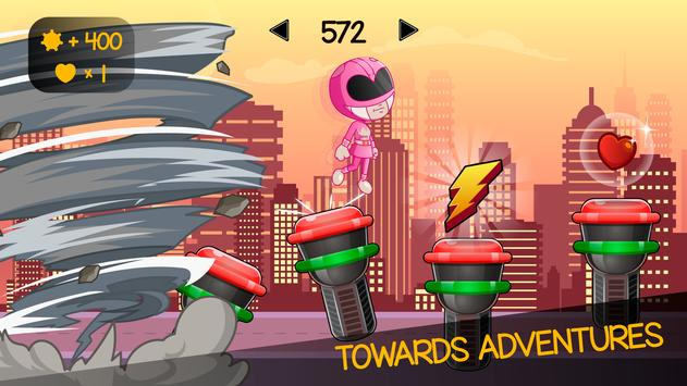 Rush ranger red power screenshot 6