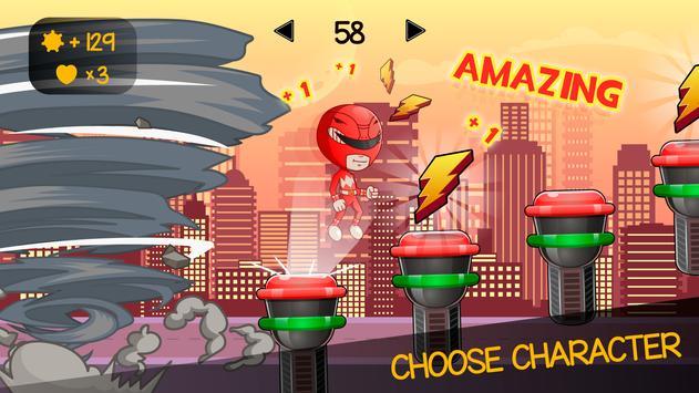 Rush ranger red power screenshot 7
