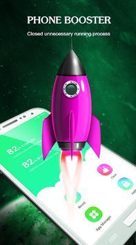 Power Clean: Optimize Battery - Booster Junks Pro screenshot 1