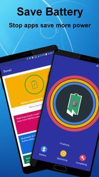 Super Power Cleaner - Clear Cache & Speed Up Phone apk screenshot