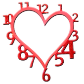 Love Clock icon