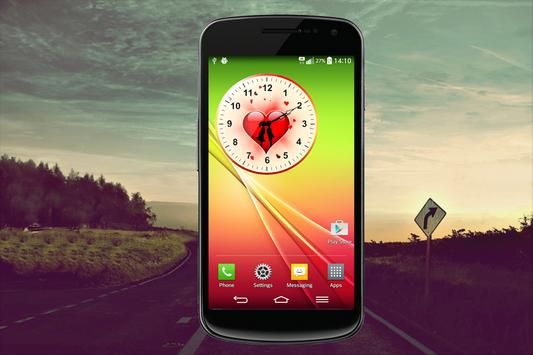 Love Clock apk screenshot