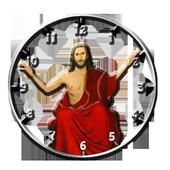 Lord Jesus Clock icon