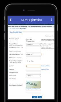 Passport, Voter Id, PAN, PNR screenshot 3