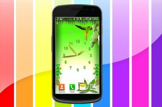 Birds Clock apk screenshot