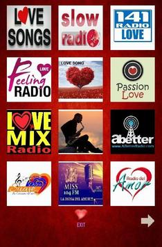 The Love Radio screenshot 1