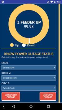 MyUrja Mitra - Power Cut Alert screenshot 1