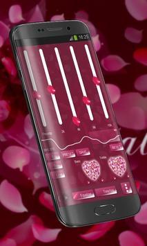 Petal Poweramp Skin screenshot 1