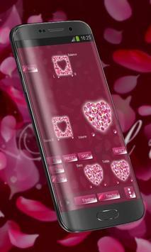 Petal Poweramp Skin screenshot 2