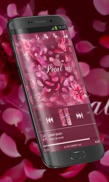 Petal Poweramp Skin screenshot 4