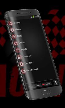 Racing PowerAmp Skin 2 3 Clay Brown (Android) - Download APK