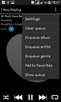 Poweramp Music Mp3 Player screenshot 2