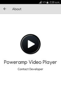 Poweramp Video Player screenshot 6