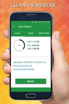 Ram Cleaner / Ram booster screenshot 3