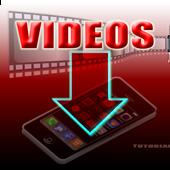 Descargar Videos de internet a mi Celular Tutorial icon