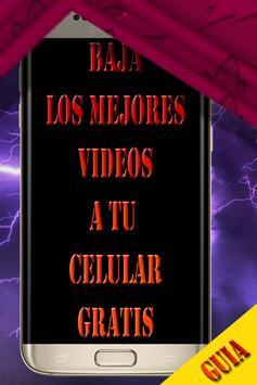 Descargar Música y Vídeos a mi Teléfono - Guide poster