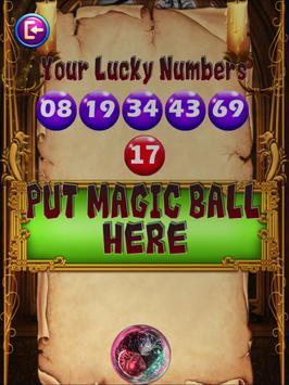 Powerball Prediction apk screenshot
