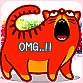 STICKERS LINE CAT IDEAL icon