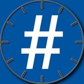 HexClock icon