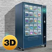 Fast Food Vending Machine Sim icon