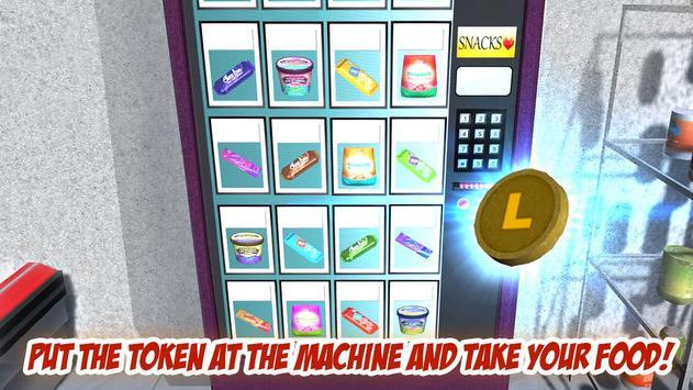 Fast Food Vending Machine Sim poster