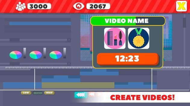 Tuber Life: Vlogger Simulator apk screenshot