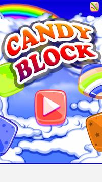 Candy Block poster