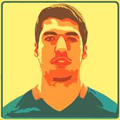 Luis Suarez Wallpaper icon