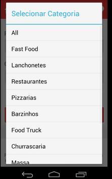 Sampa Food: Guia Restaurantes apk screenshot