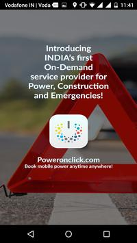 Power On Click poster