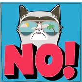 Cool Cat - NO Game icon