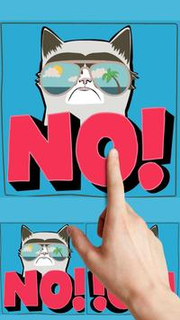 Cool Cat - NO Game screenshot 2