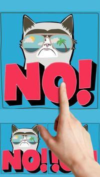 Cool Cat - NO Game screenshot 3