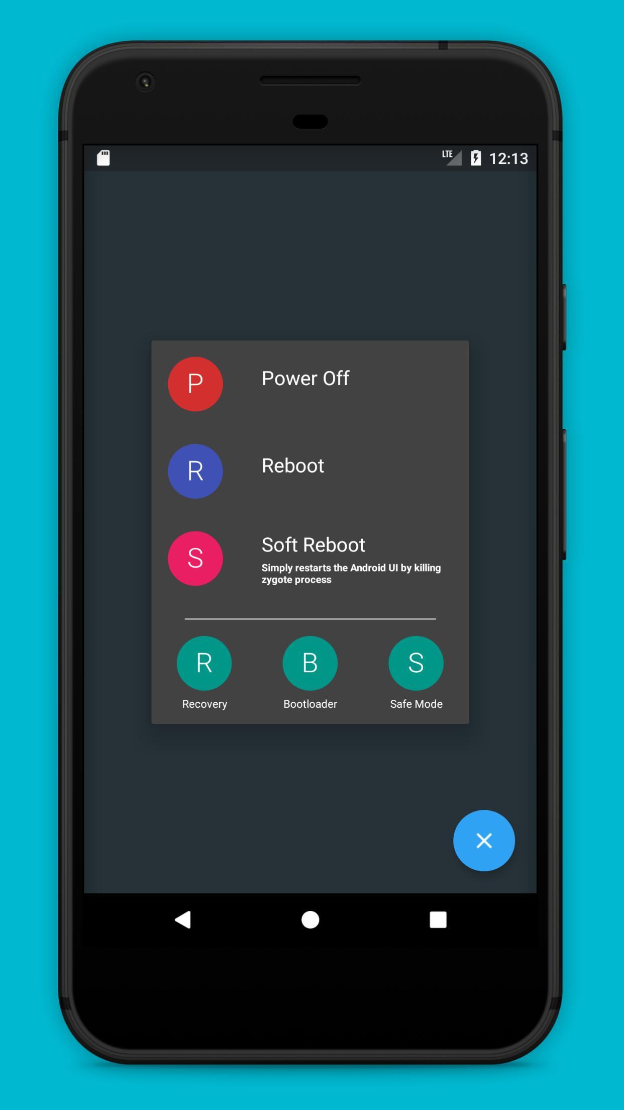 power menu apk